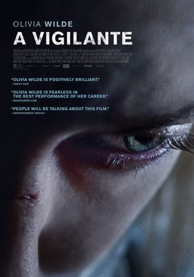 A Vigilante's Poster