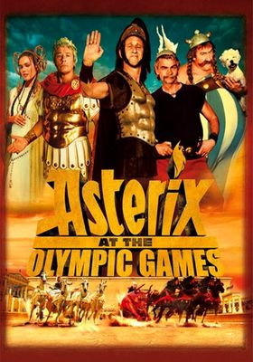 Asterix at the Olympic Games's Poster