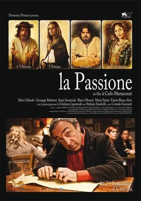 The Passion's Poster