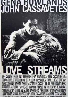 Love Streams's Poster