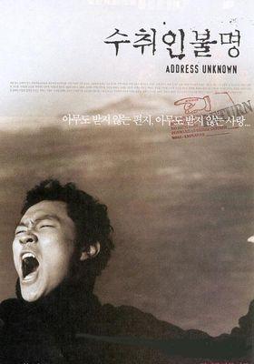 『受取人不明』のポスター
