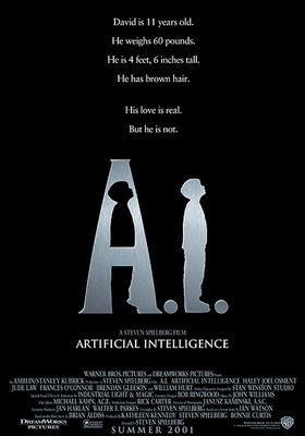『A.I.』のポスター