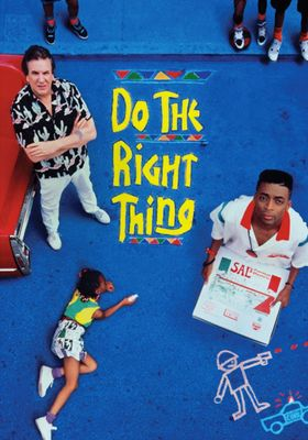 Do the Right Thing's Poster