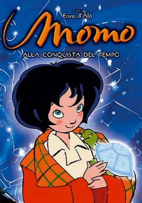 Momo, the Conquest of Time's Poster