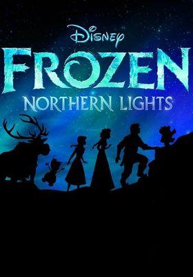 『Lego Frozen Northern Lights(英題)』のポスター