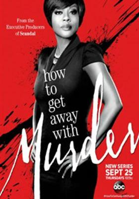 『殺人を無罪にする方法 シーズン1』のポスター