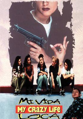 마이 크레이지 라이프의 포스터