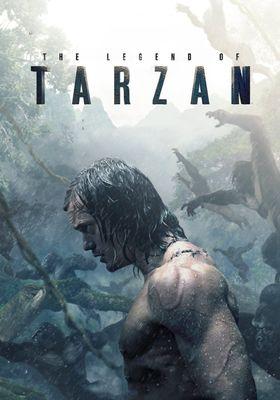 The Legend of Tarzan's Poster