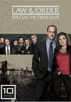Law & Order : 성범죄전담반 시즌 10의 포스터