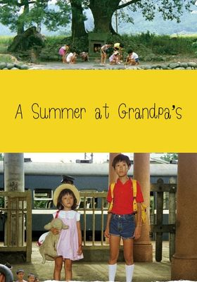 A Summer at Grandpa's's Poster