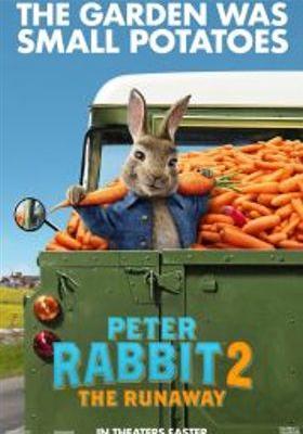 Peter Rabbit 2: The Runaway's Poster