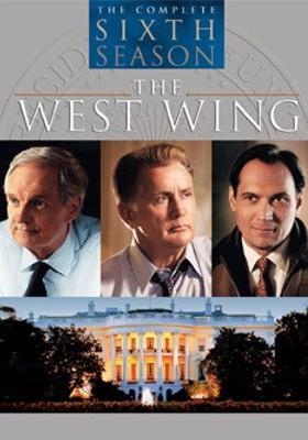 웨스트 윙 시즌 6의 포스터