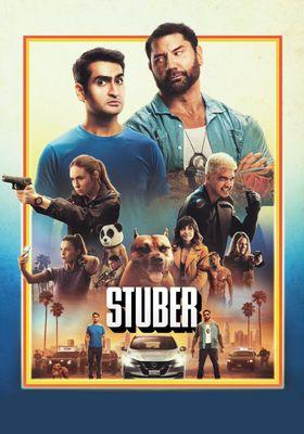 Stuber's Poster
