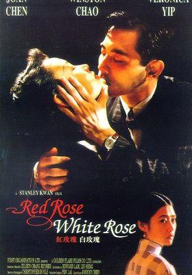 Red Rose White Rose's Poster