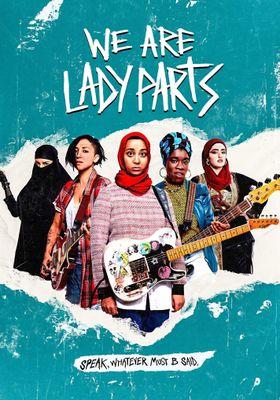 『We Are Lady Parts(原題)』のポスター