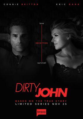 『ダーティ・ジョン -秘密と嘘-シーズン 1』のポスター