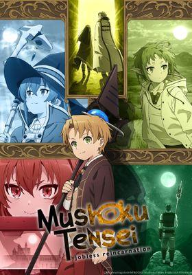 Mushoku Tensei: Jobless Reincarnation's Poster