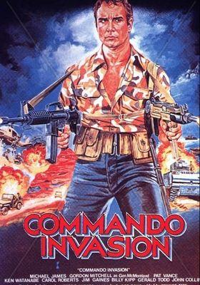 Commando Invasion's Poster