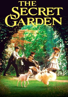 『秘密の花園(1993)』のポスター