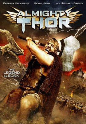 Almighty Thor's Poster