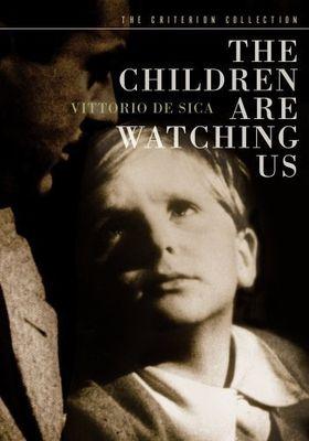 아이들이 우리를 보고 있다의 포스터