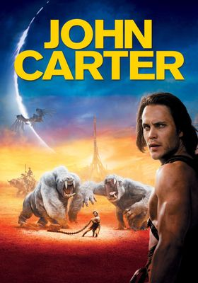 John Carter's Poster