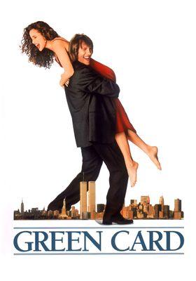 『グリーン・カード』のポスター