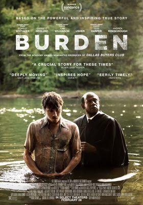 『Burden(英題)』のポスター
