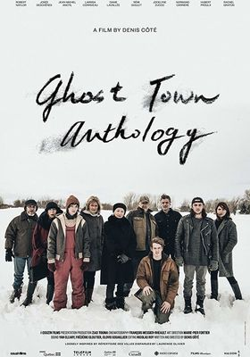 Ghost Town Anthology's Poster