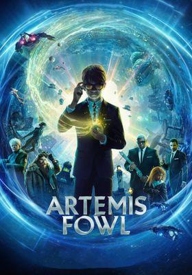 Artemis Fowl's Poster