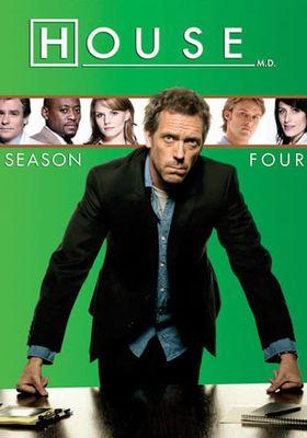 House Season 4's Poster