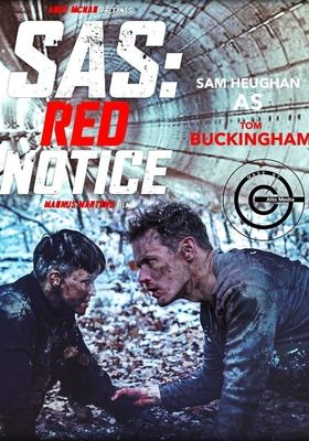 SAS: Red Notice's Poster