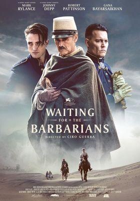 웨이팅 포 더 바바리안의 포스터