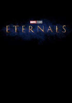 『ジ・エターナルズ』のポスター