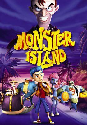 Monster Island's Poster