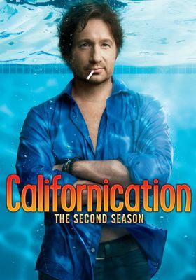Californication Season 2's Poster