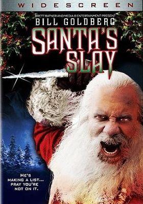 산타 슬레이의 포스터