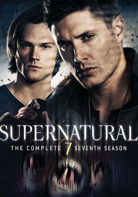 Supernatural Season 7's Poster