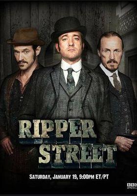 『リッパー ストリート シーズン1』のポスター