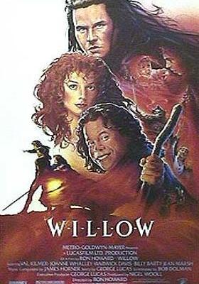 윌로우의 포스터