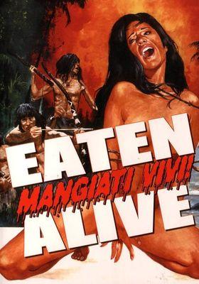 Eaten Alive!'s Poster