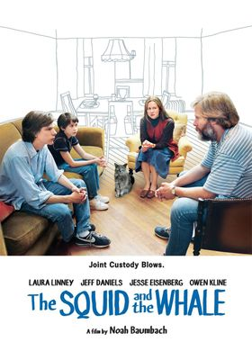 The Squid and the Whale's Poster