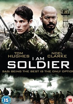 I Am Soldier's Poster