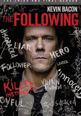 The Following Season 3's Poster