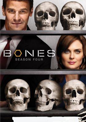 『BONES-骨は語る- シーズン4』のポスター