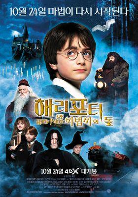 해리포터와 마법사의 돌의 포스터