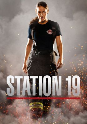 Station 19 Season 1's Poster