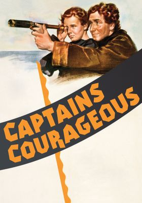 Captains Courageous's Poster