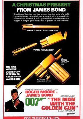 007 황금총을 가진 사나이의 포스터