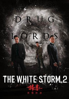 The White Storm 2: Drug Lords's Poster